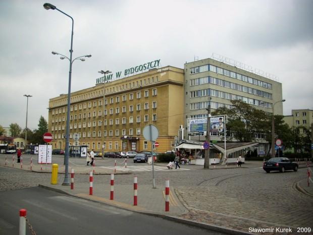 Bydgoszcz wita