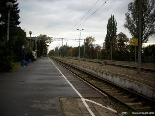 w stronę Aleksandrowa Kuj