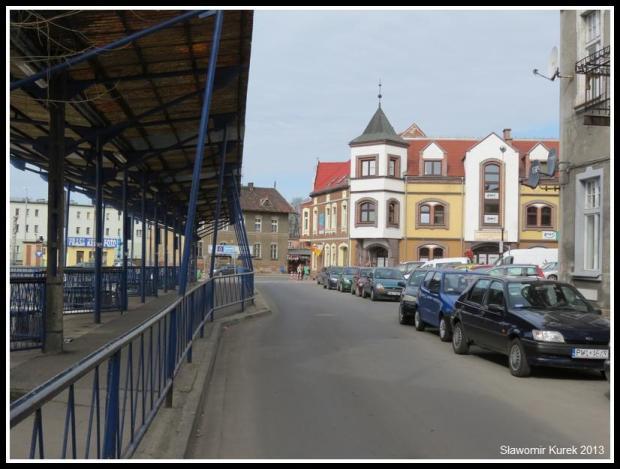 Wolsztyn - Dąbrowskiego i PKS