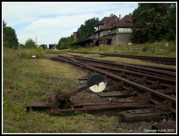Lubsko - stacja PKP 2