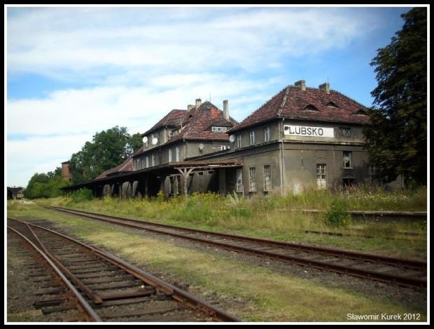 Lubsko - stacja PKP 3