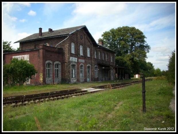 Jasień - stacja PKP 4