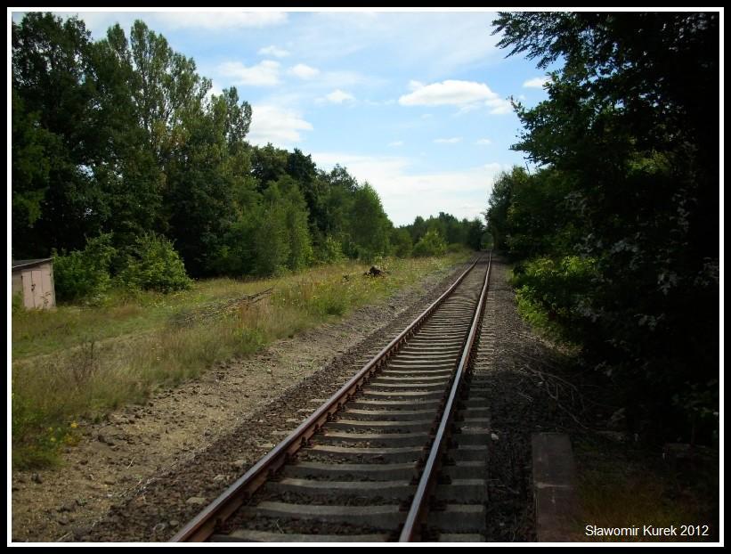 Jasień - stacja PKP 6