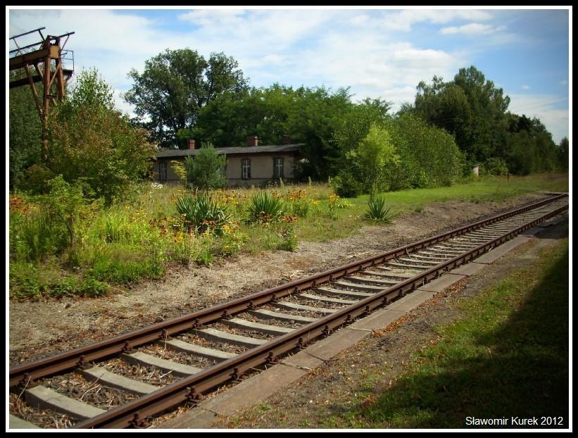 Jasień - stacja PKP 8