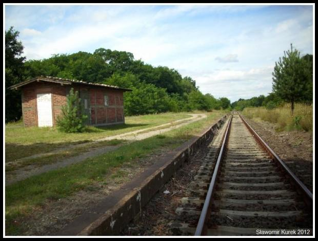 Jasień - stacja PKP 7