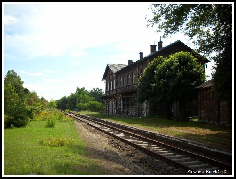 Jasień - stacja PKP 5