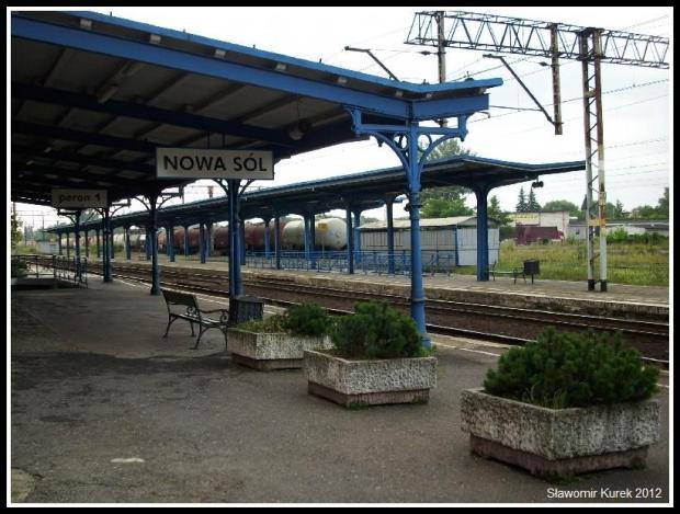 Nowa Sól - Dworzec PKP 8