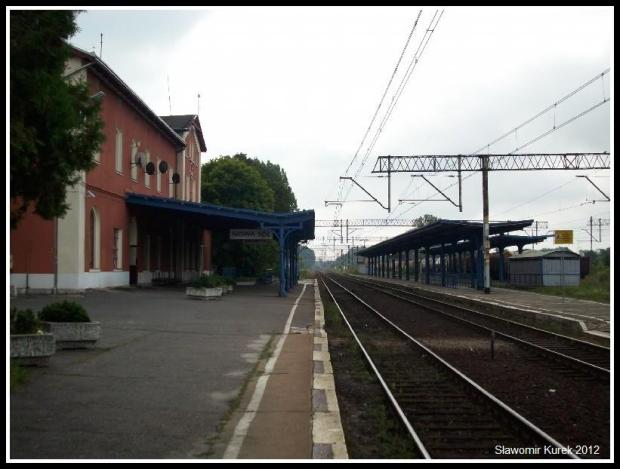 Nowa Sól - Dworzec PKP 4