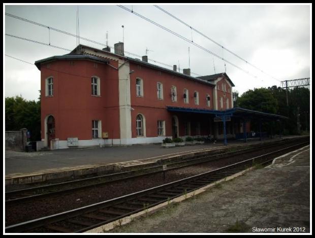 Nowa Sól - Dworzec PKP 6