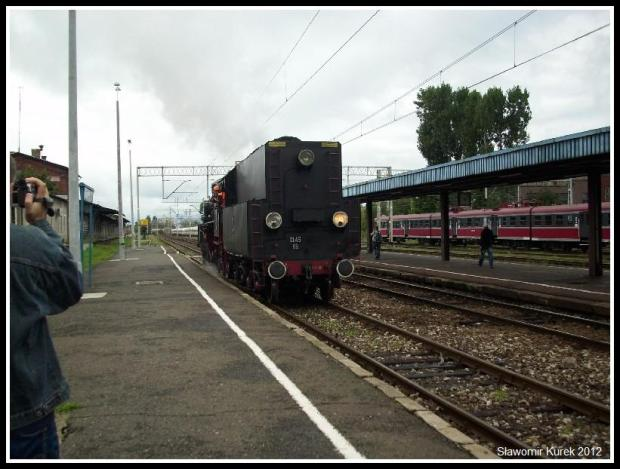 Zielona Góra - pociąg Piorun 3