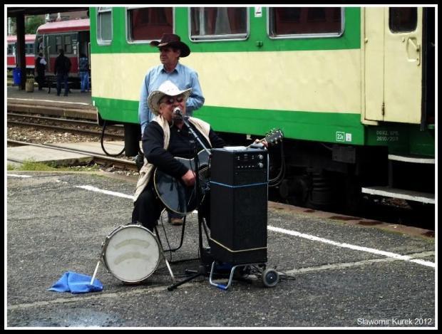Zielona Góra - pociąg Piorun 6