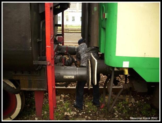 Zielona Góra - pociąg Piorun 4