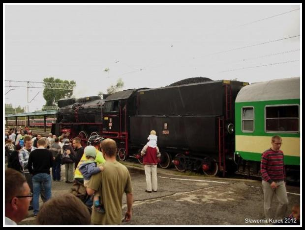 Zielona Góra - pociąg Piorun 5