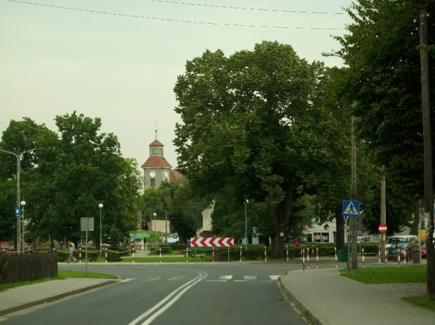 Kolejowa w stronę Placu Wolności 2