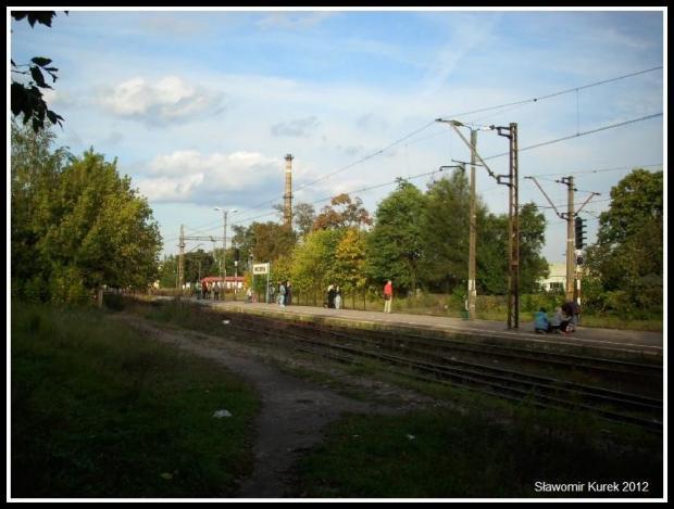 Mosina - stacja PKP 8