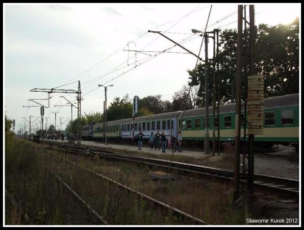 Mosina - stacja PKP 10