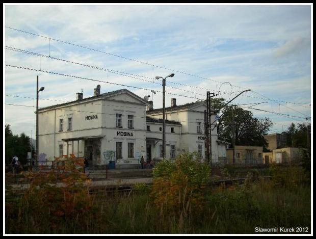 Mosina - stacja PKP 1