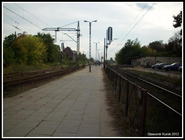 Mosina - stacja PKP 7