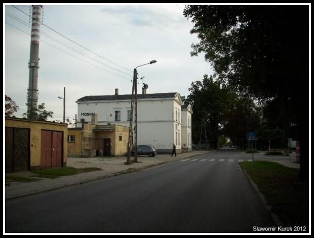 Mosina - stacja PKP 3