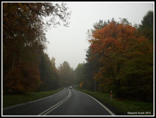 Żary - Żagań - jesień 1
