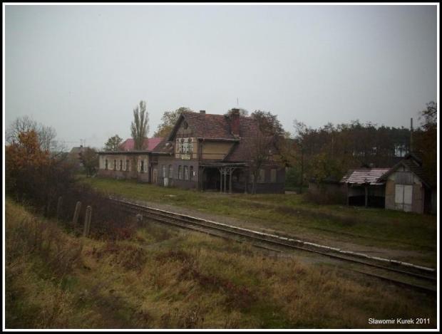 Nowogród - stacja 1