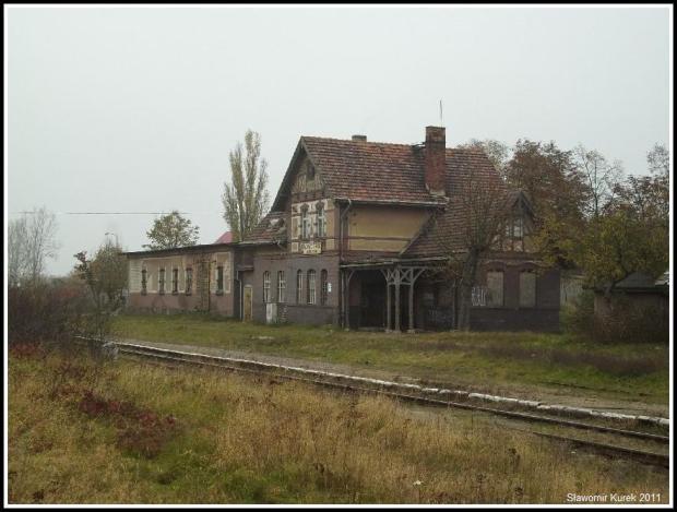 Nowogród - stacja 2