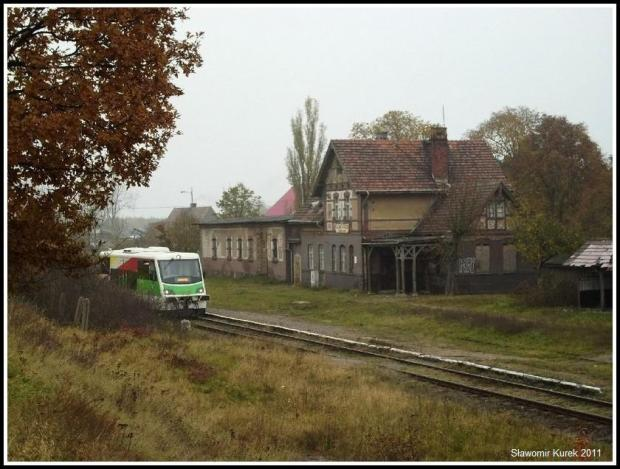 Nowogród - stacja 3