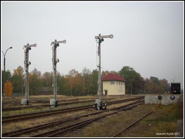Nowogród Osiedle - semafory