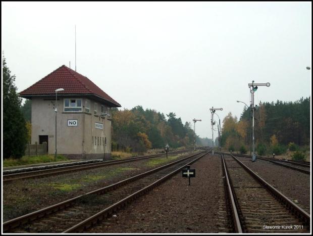 Nowogród Osiedle - w stronę Żar