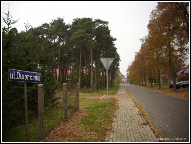 Nowogród - Dworcowa