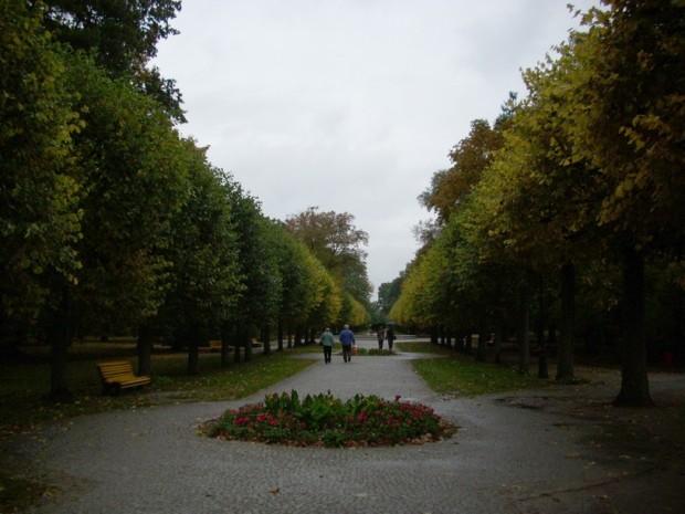 ciechocinek park