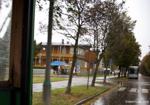 uliczka w Ciechocinku 2