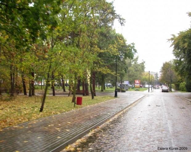 uliczka w Ciechocinku 3