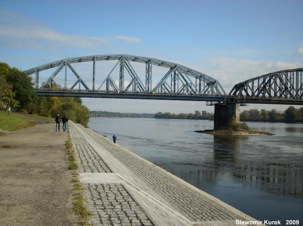 most przy stacji Toruń Miasto