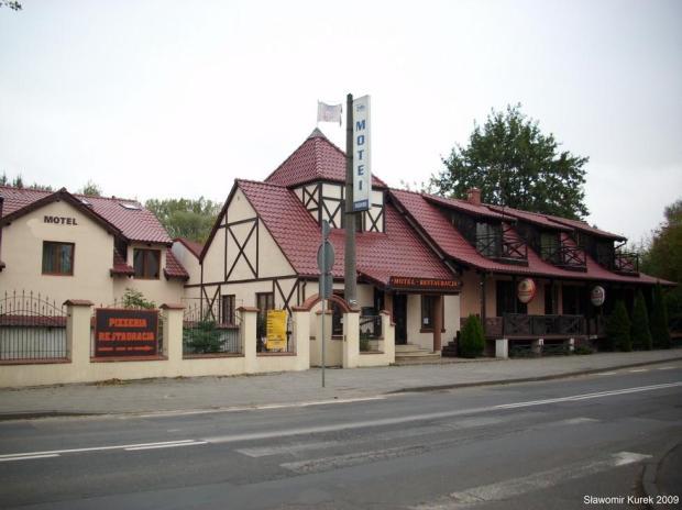motel w Toruniu