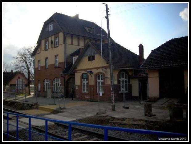 Stęszew stacja PKP 3