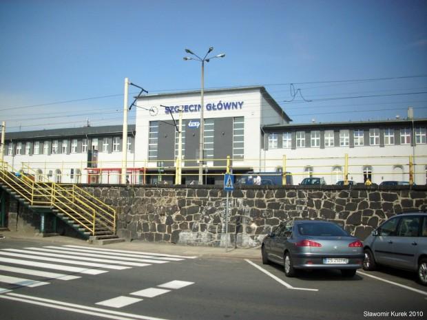 Szczecin Główny budynek