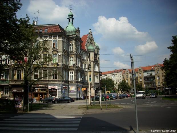 Szczecin, pl Grunwaldzki