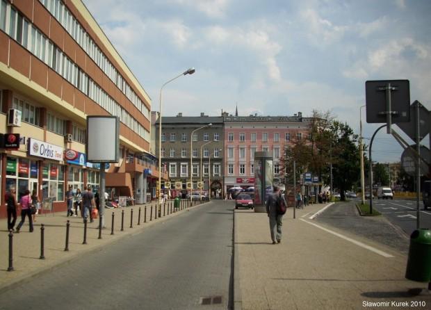 Szczecin, ul Wojska Polskiego