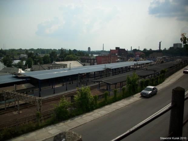 Szczecin Główny widok 3