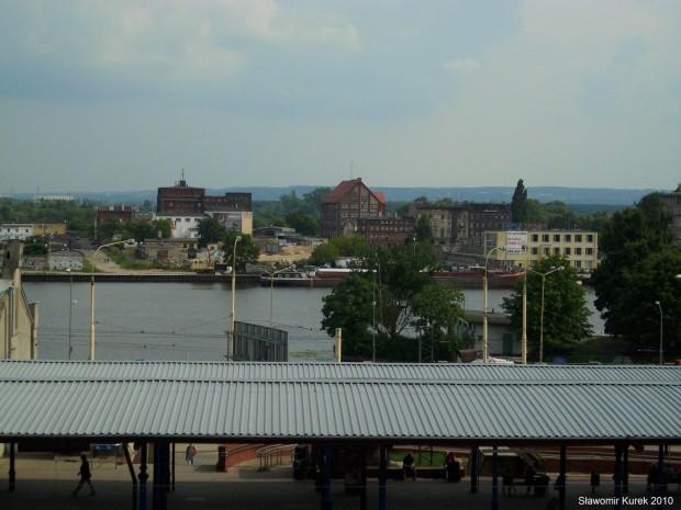 Szczecin Główny widok 2