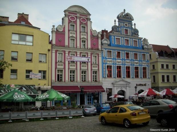Szczecin, starówka