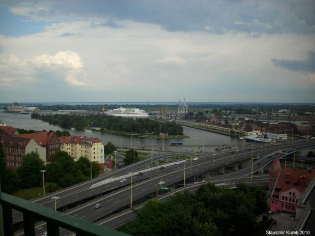 Szczecin panorama 3