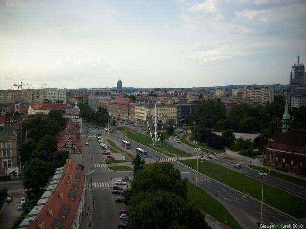 Szczecin panorama 1