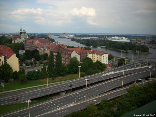 Szczecin panorama 2