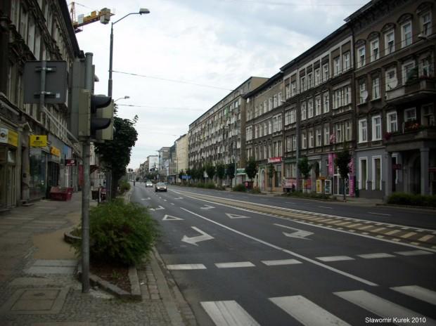 Szczecin, ul Krzywoustego