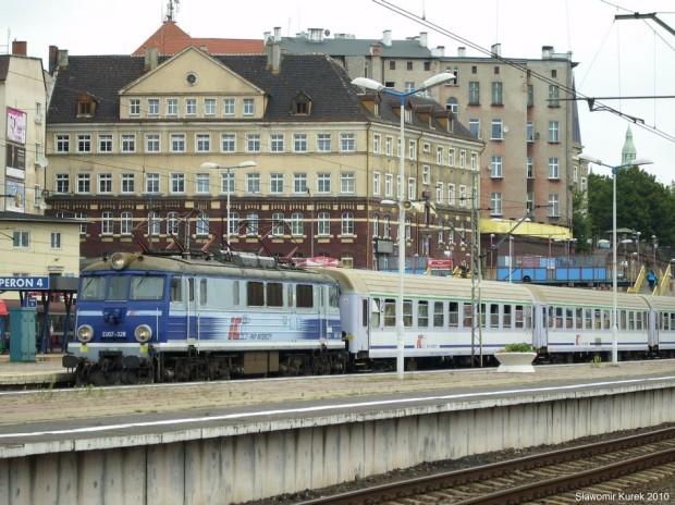 Szczecin peron (1)