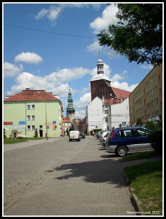 Szprotawa - centrum 3
