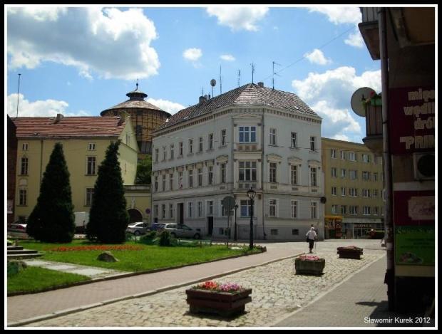 Szprotawa - centrum 4