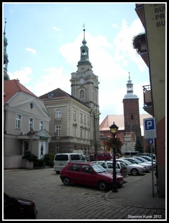 Szprotawa - ratusz 2